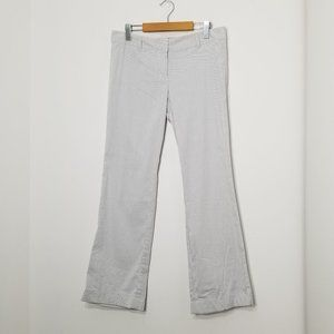 Tommy Hilfiger | Boot Cut Preppy Striped Pants 6
